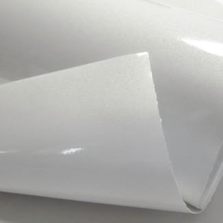 Pełnokolorowy druk na folii odblaskowej