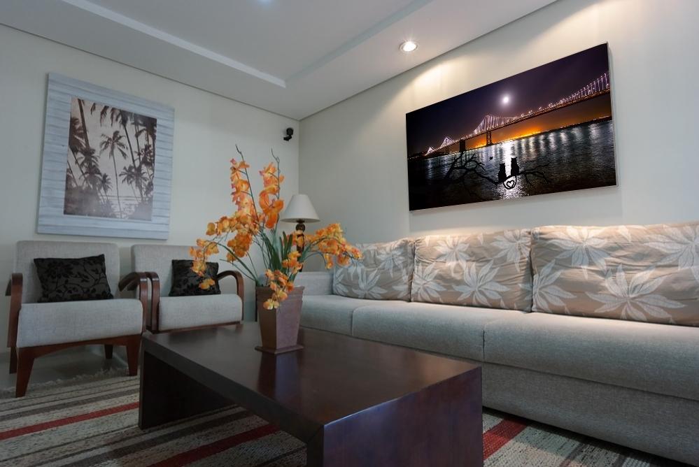 Dekoracja salonu - obraz drukowany ze zdjęcia