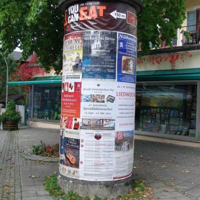 advertising-pillar-454222_960_720